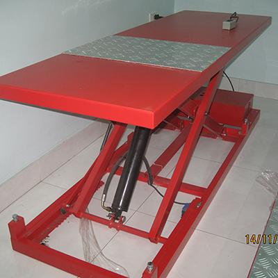 Bàn nâng xe máy điện thủy lực - Đặt nổi - VNS - LIFT150 - N