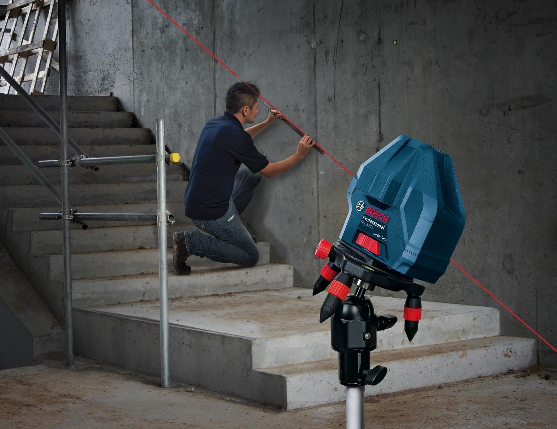 Máy cân mực Bosch GLL 3-15X Professional