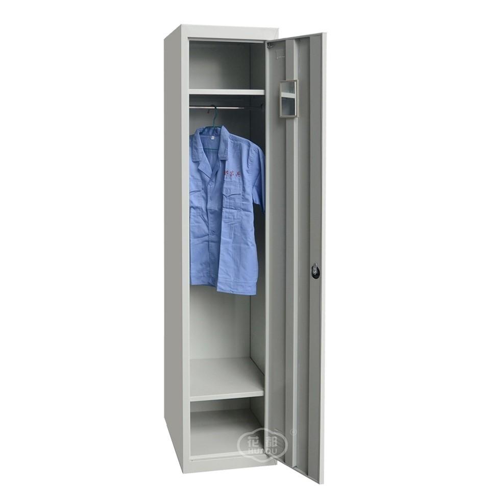 Tủ tài liệu 1 Doors Locker with Narrow Side Cabinet - HUADU - HDG-Z01