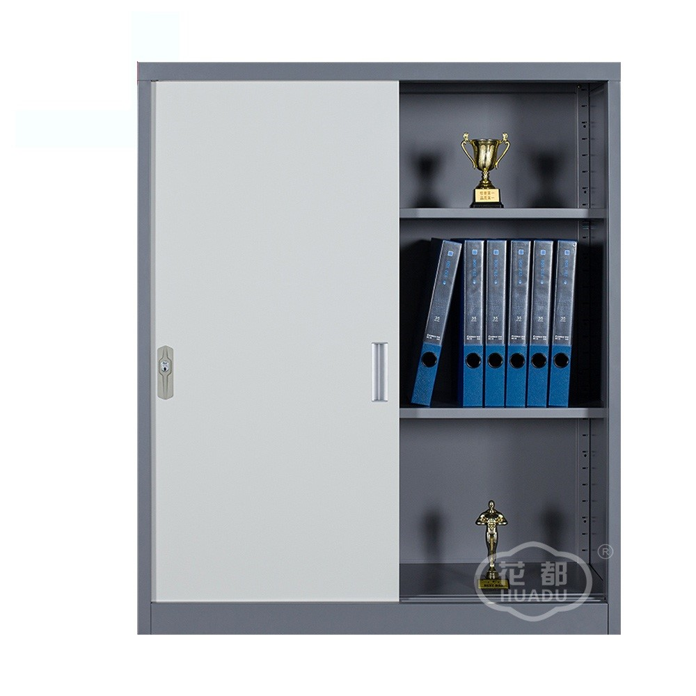 Tủ hồ sơ Sliding Door Filing Cabinet with Narrow side - HDY-S-A02