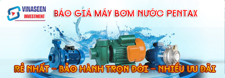Báo giá máy bơm nước