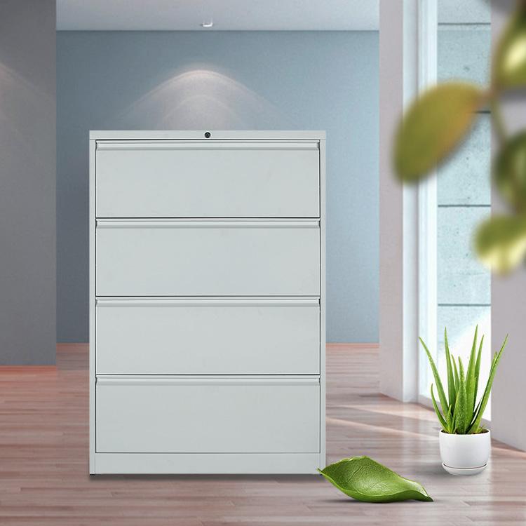 Tủ hồ sơ ngăn kéo Drawer Lateral Filing Cabinet - HUADU - HDK - L04