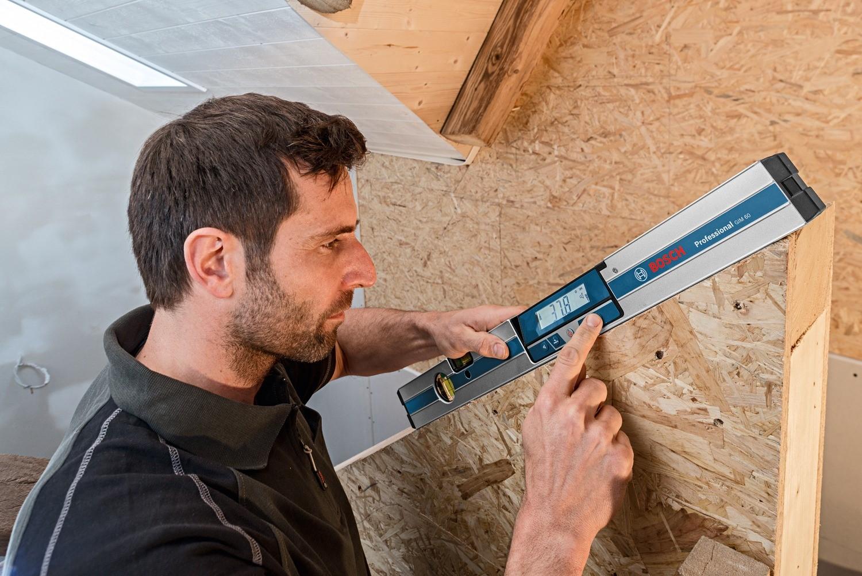 Máy đo độ nghiêng kỹ thuật số Bosch GIM60  Professional