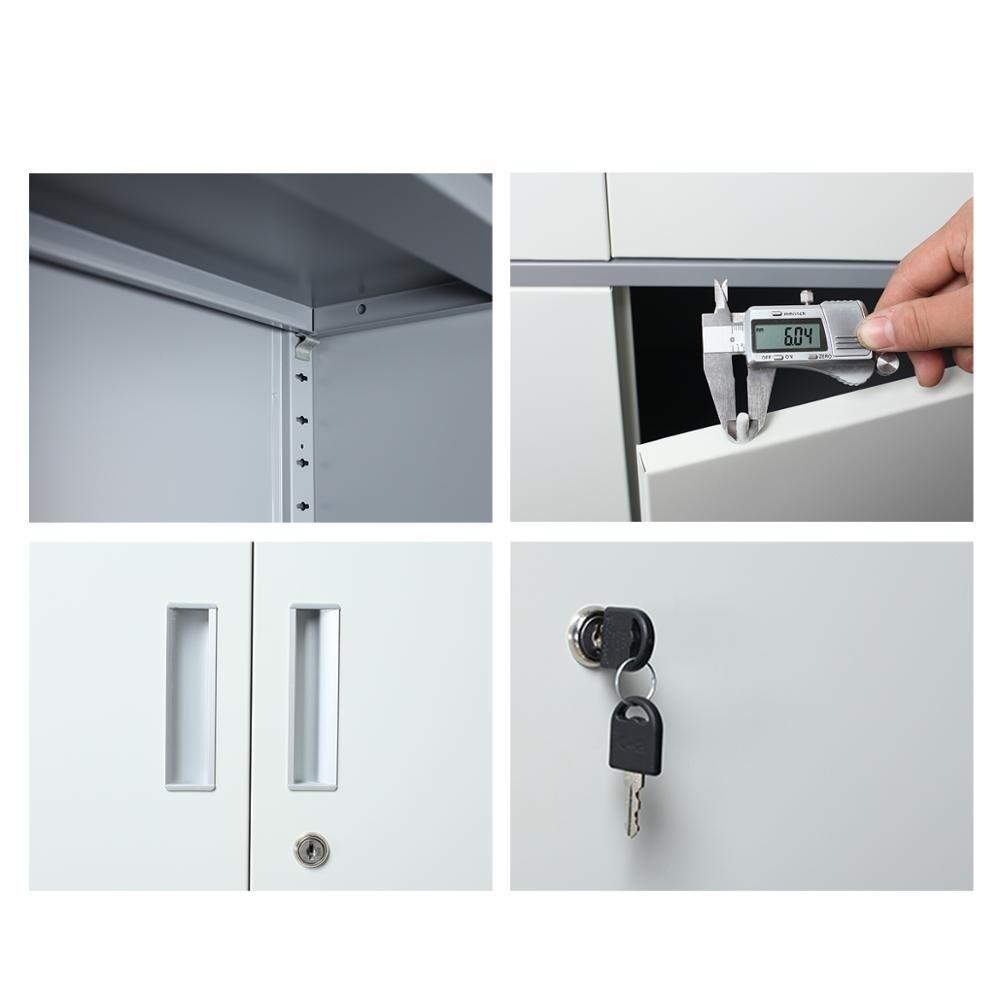 Tủ tài liệu Filing Cabinet with Narrow Side - HUADU - HDW-S-04